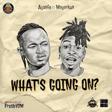 """Mayorkun - """" Whats going on"""""""