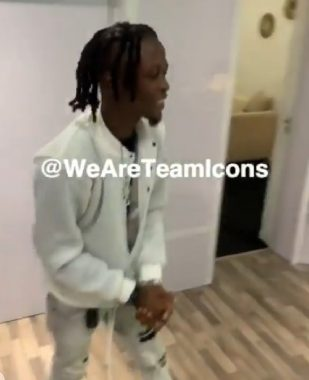 Laycon Pays A Surprise Visit To Don Jazzy (video)