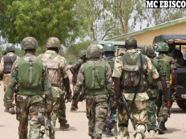See Reason: 127 Soldiers Resign From Nigerian Army