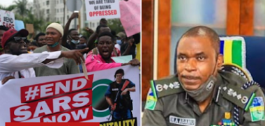 #EndSARS protesters want to join police, says IGP