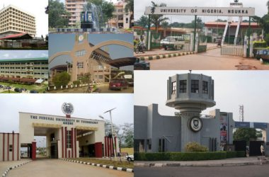 Schools that can give you admission even with a low jamb score