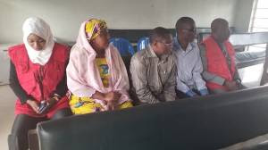 7 'witches' arraigned over health of 3-year-old girl