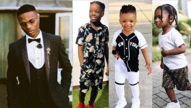 I wouldn't want my children to follow my footsteps – Wizkid