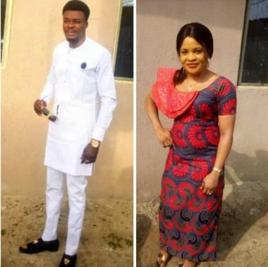 Breaking: Lovers Found Dead In Their Room (Photo)