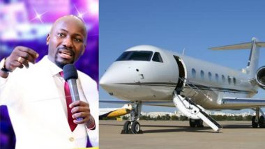 If you're angry I bought 3 jets, you will die – Apostle Suleman (Video)