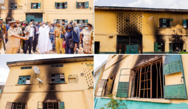 FG Grant amnesty to inmates who willingly return to prison after Imo jailbreak