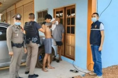 Thief falls asleep in the house of police officer he tried to rob