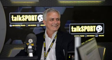 Jose Mourinho Joins talkSPORT After He Was Sacked By Tottenham (Video)