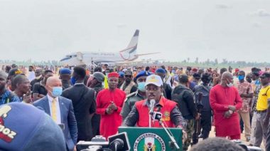 Obiano: Anambra Airport To Be Commissioned In July