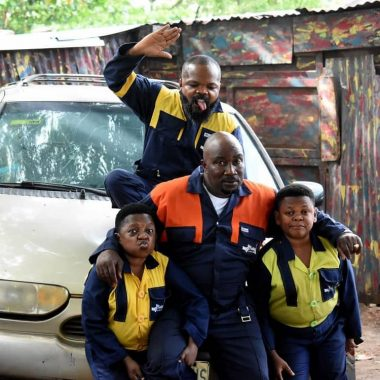 Fatty And Sons: Aki And Pawpaw Announce New Series (Video/Photos)