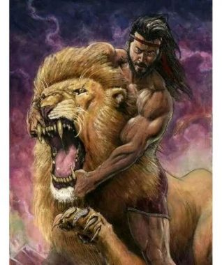 2 Others Who Killed Lion In The Bible Apart From Samson
