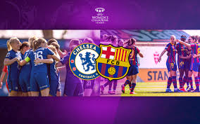 Barcelona Defeat Chelsea 4 - 0 To Win The Women's Champions League