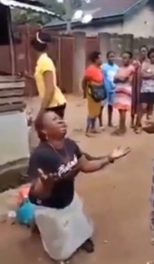 Army Shot Dead The Only Son Of A Woman In Owerri (Video)