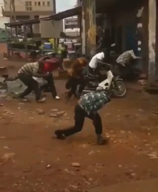 Gunshots As Owerri Residents Run And Hide (Pictures, Video)