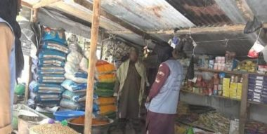 Boko Haram distribute Ramadan packages & cash to residents (photos)