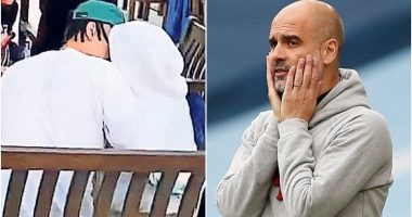 Dele Alli Caught with Pep Guardiola's daughter as they are spotted 'kissing' in London