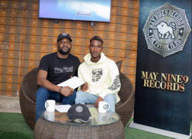 Rising Star, 'Beema' Signs Music Deal With May Nine9 Records