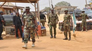 Just In: Nigerian Soldier Plan Shoot-At-Sight At Orlu - Soldier Leaks Order