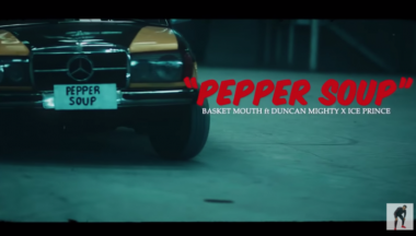"""[Video] Basketmouth – """"Pepper Soup"""" ft. Duncan Mighty x Ice Prince"""