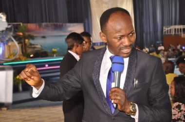 Apostle Suleman Releases Powerful Prophecy For May 2021