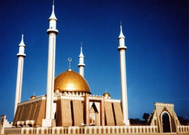 BREAKING: Abuja National Mosque Under Attack (Video)