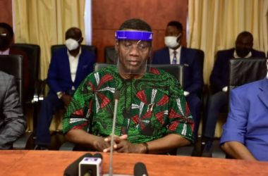 Pastor Adeboye Releases Crucial Prophecy Hours After Son's Burial (Video)