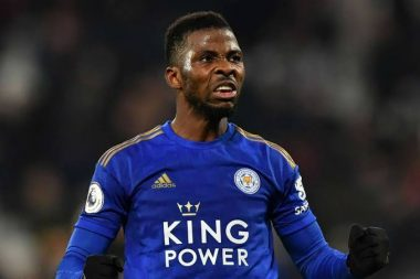 I was written off but I never lost faith in myself – Kelechi Iheanacho