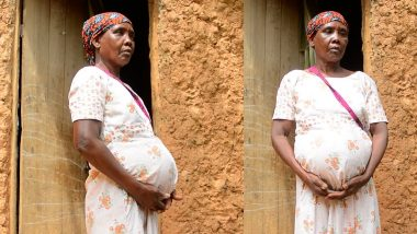 72-year-old woman who has been 'pregnant' for 30 years (Video)