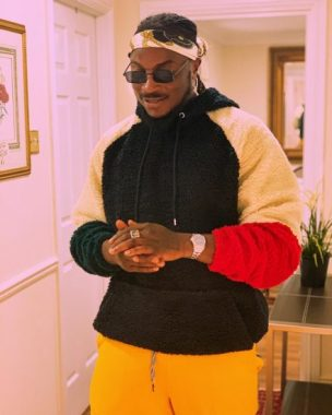 Peruzzi; Officially I've Dated 26 People In My Life