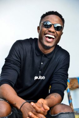 Vector Gets Heat For Mimicking Pastor Adebayo After Son's Death