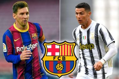 Cristiano Ronaldo To Join The Real Goat At Barcelona