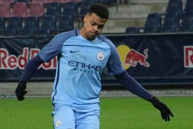 Manchester City Youngster Lukas Nmecha Wanted By Nigeria