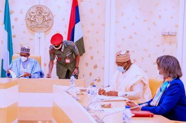 Those who want my administration to fail will soon be shocked– Buhari