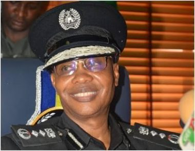The Inspector-General of Police suspends tinted windscreen in Nigeria