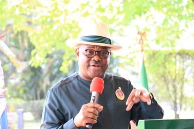 Wike Mocks Buhari: You Were Not Elected Just To Obtain Loans