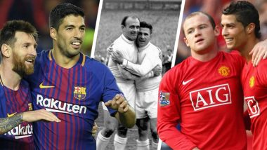 The greatest strike partnerships of all time - ranked