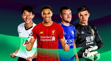 The top scoring Fantasy Premier League players from 2020/21