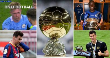 Ballon d'Or 2021: All Eyes On – Kante, Mappe, Haaland To Challenge Messi
