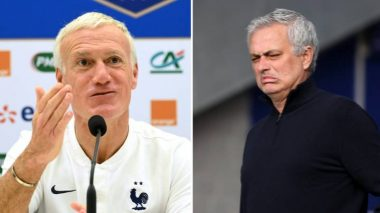 REVEALED: Why Deschamps Doesn't Like Me – Mourinh