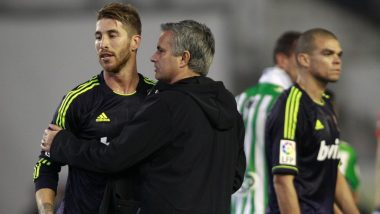 Ramos Wanted By Mourinho At AS Roma