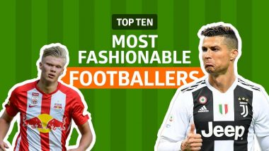 Top 10 Most Fashionable Footballers Of All Time
