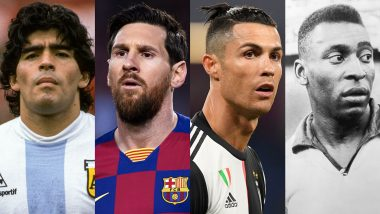 Read Full Details: Who Is The Greatest Top 5 Football Player Of All ?