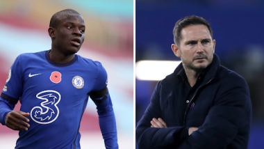 Lampard discloses problem he had with N'golo Kante at Chelsea