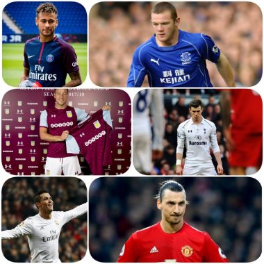 Check Out The List Of The Top 20 Wealthiest Footballers In The World