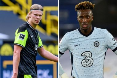 Chelsea Reject Abraham As Blue Set To Include Striker Haaland - Read Full Details
