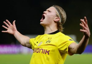 Erling Haaland 'expects to join Chelsea' before the new season starts