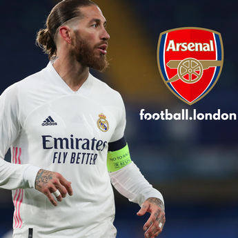 Arsenal Make Enquiry For Free Agent Ramos, Full Details