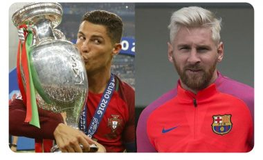 Ronaldo Reveals Why He's Better Than Messi