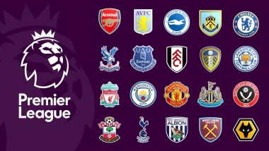 Here Is A List Of All The Teams That Will Compete In The EPL This Season