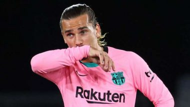Griezmann Called CEO Of Barcelona To Apologise - See Why